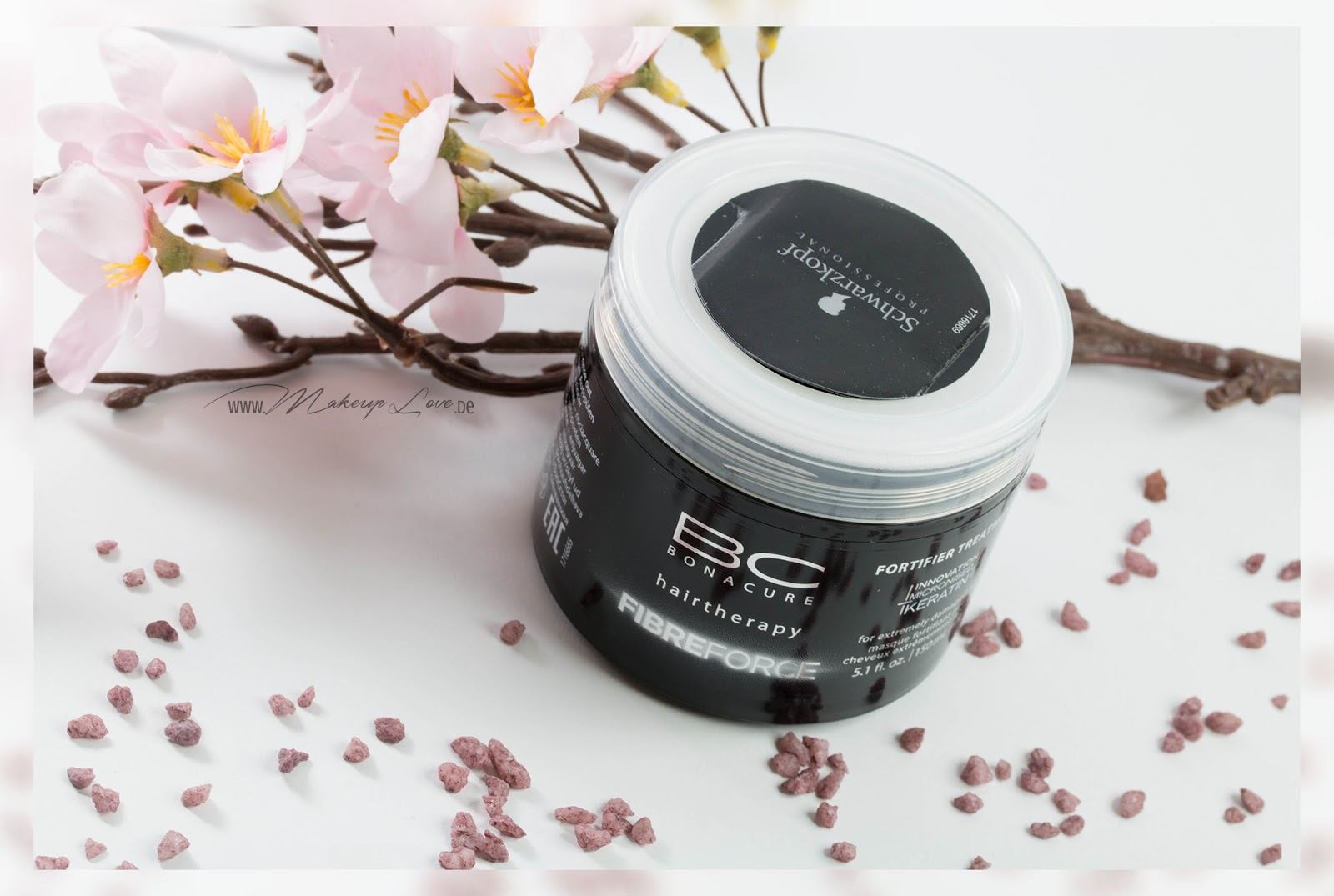 Schwarzkopf BC Fibre Force Set Treatment