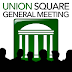 Union Square Special Meeting