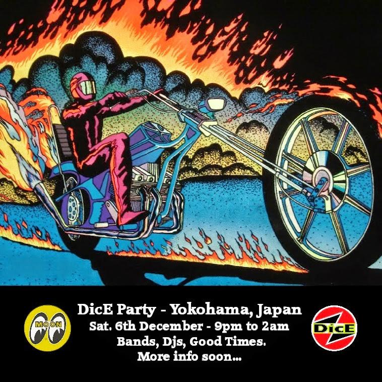Dice Party Yokohama
