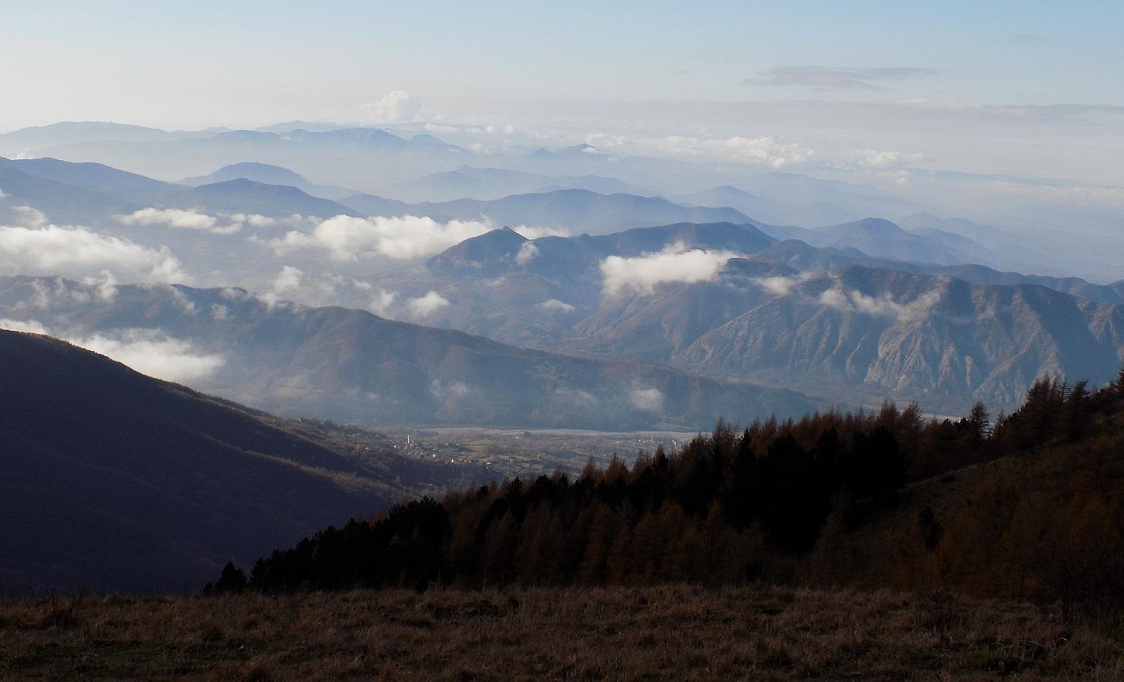 Fuori programma marted 8 dicembre anello del giarolo for Piani di fattoria del vermont