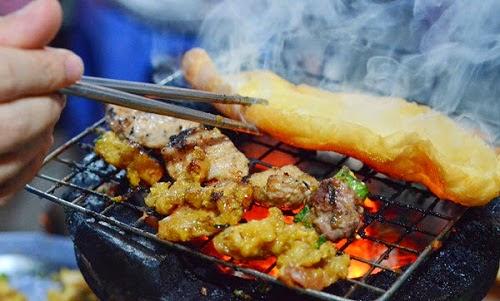 Street Food in Lò Đúc, Hà Nội City3