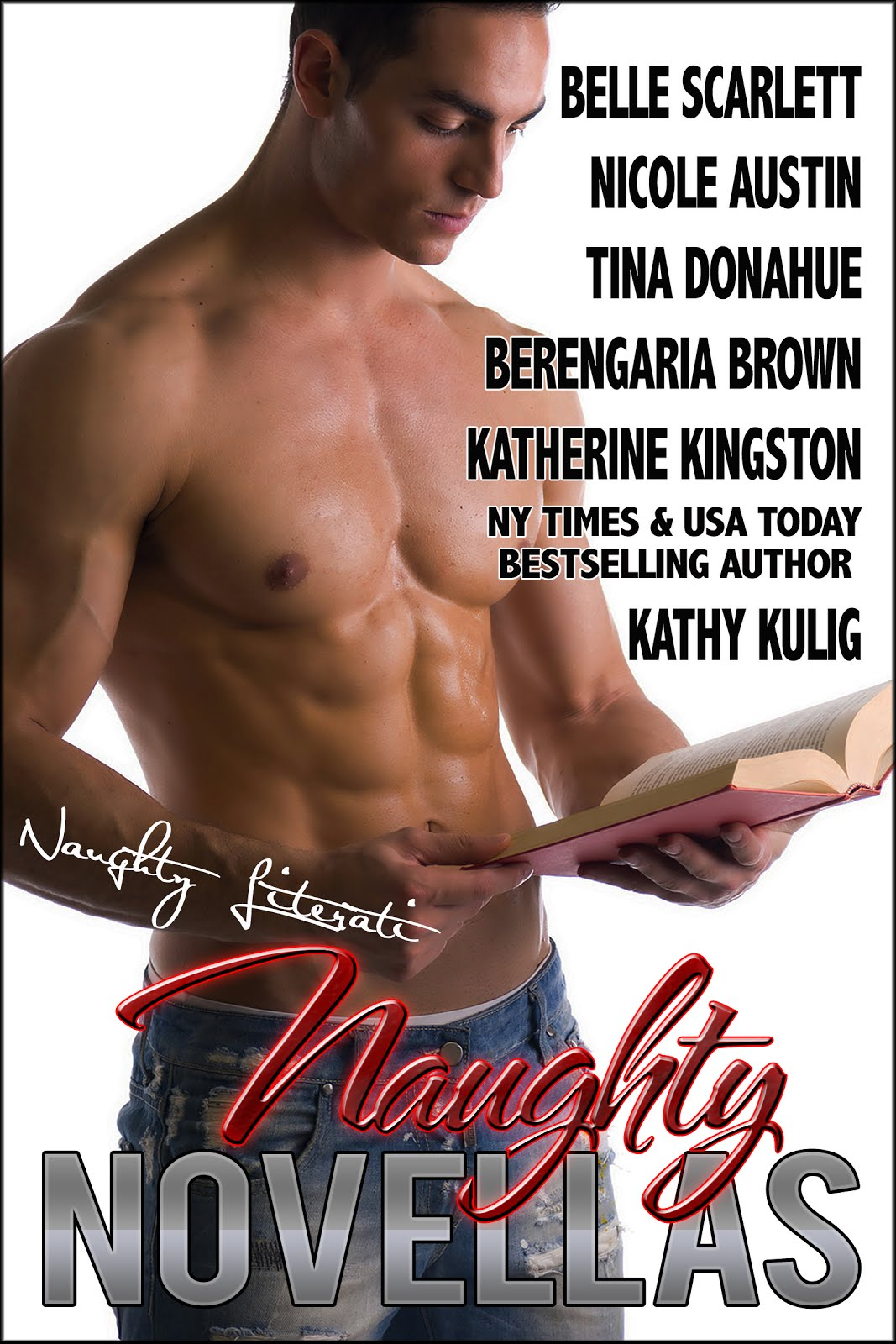 Naughty Novellas - Tropic of Pleasure & Anything You Want