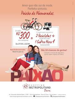 Shopping Metropolitano Barra promove sorteios, shows e outras ações para celebrar Dia dos Namorados