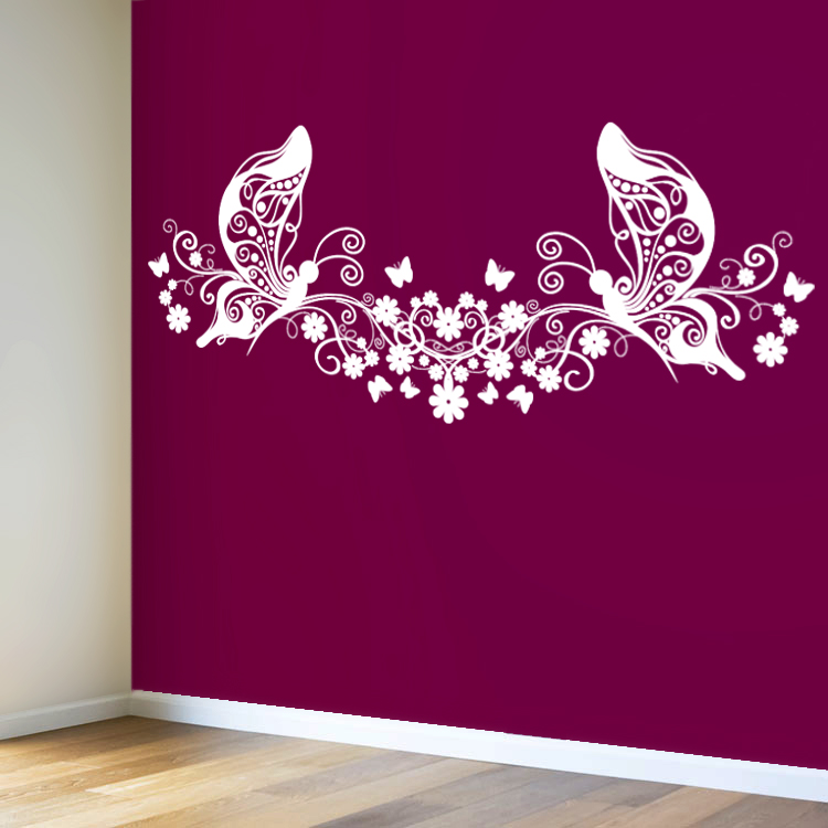 Wall Design Paint Images : The wall decal making of a landmark in chennai part one