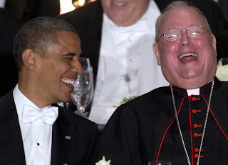Dolan and Obama