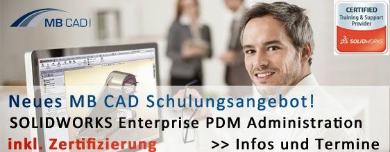 MB CAD Enterprise PDM Schulung