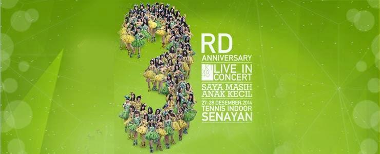 Download Video 3rd Anniversary JKT48 @ Indosiar (Full)