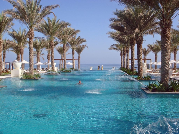 Hilton Hotel Muscat Oman