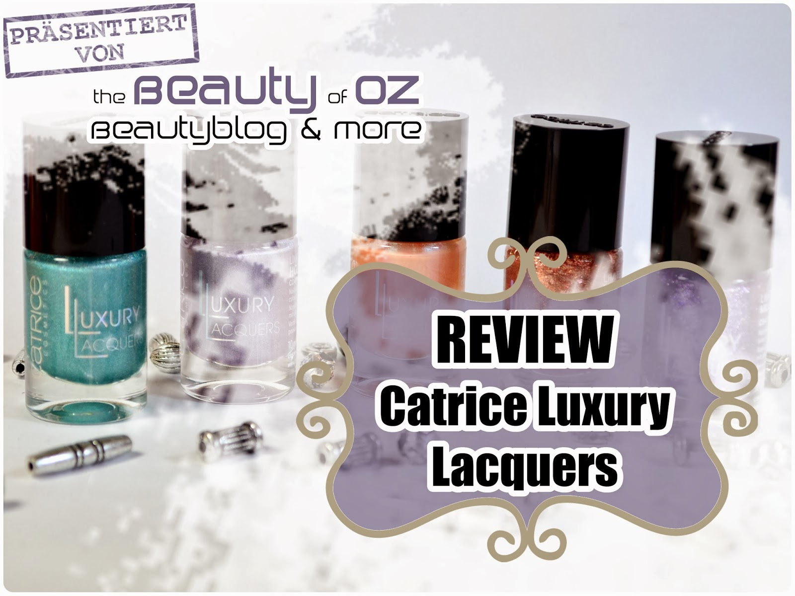 Catrice Luxury Lacquers Review + Swatches