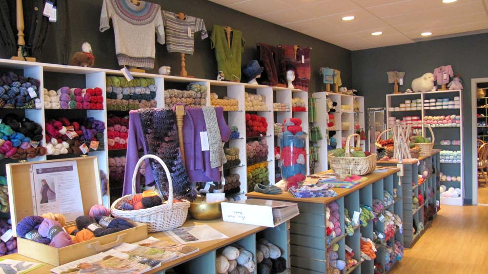 Knitting Room Calgary : Rhythm of the needles