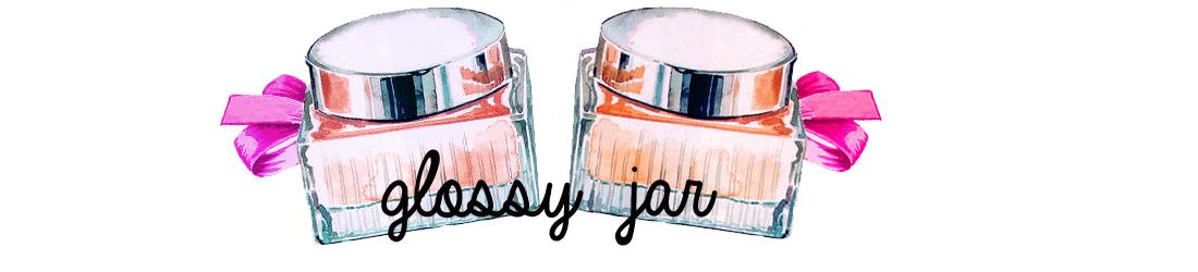 GLOSSY JAR