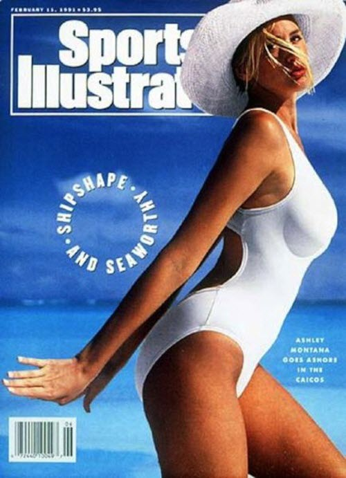 Las modelos de las portadas de Sport Illustrated de los 90's