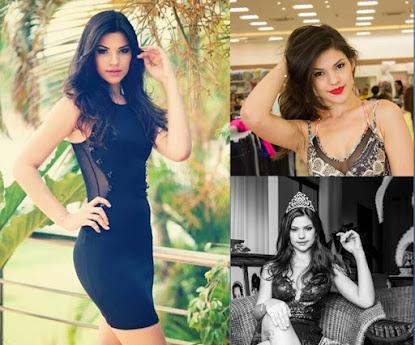 Miss Rondônia Teen Universo 2015 tem 17 anos e grandes chances de ganhar seu 6º título na carreira
