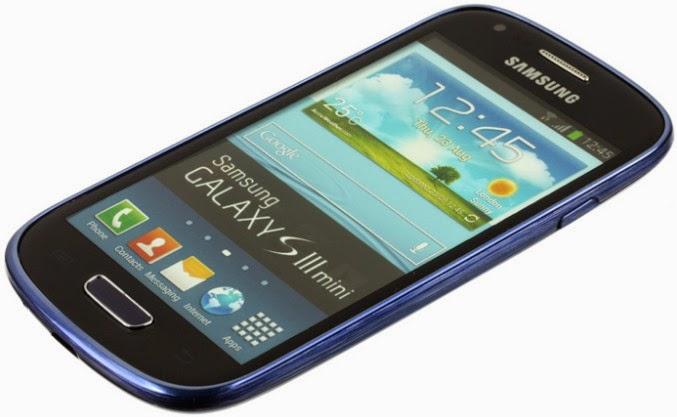 Spesifikasi Samsung Galaxy S3 mini