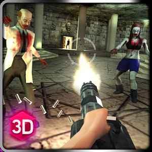 Trigger Zombie Waves Strike 3D Android Apk Oyunu resim 2