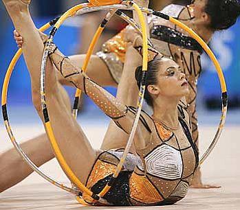 Gimnasia artistica for Deportes de gimnasia