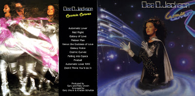DEE D. JACKSON – (1978) COSMIC CURVES