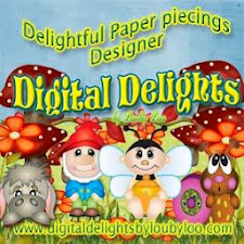 Digital Delights Paper Piecing DT
