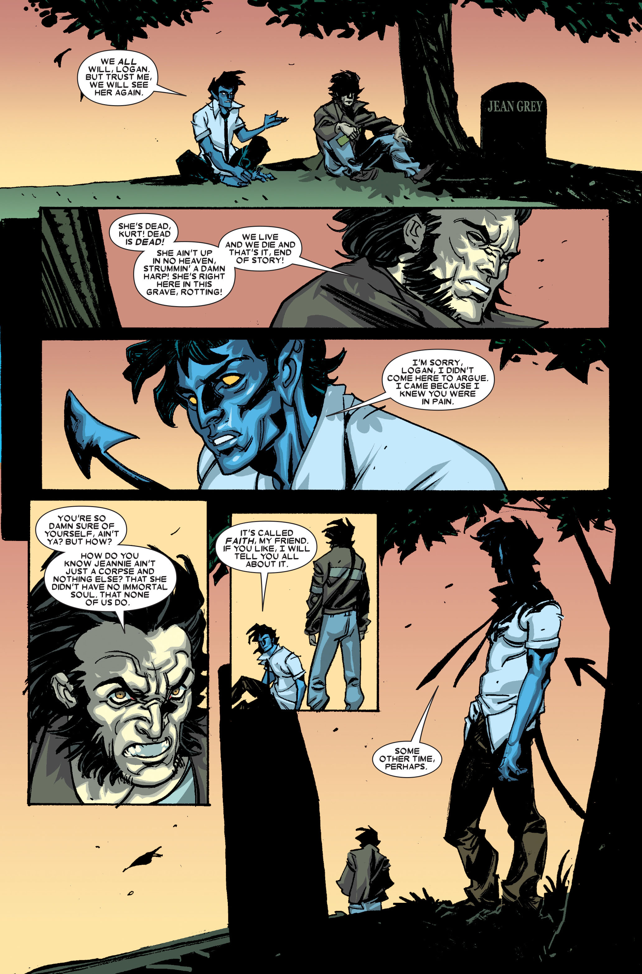 Wolverine: Weapon X #16 #16 - English 11