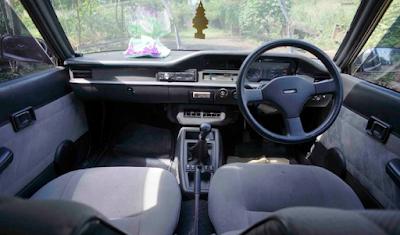 Interior Mazda Vantrend Standar
