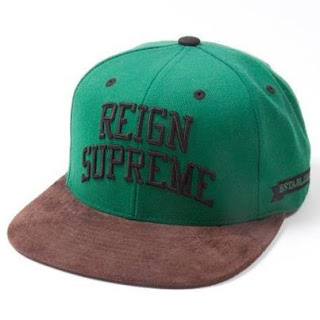 King Apparel  green cap