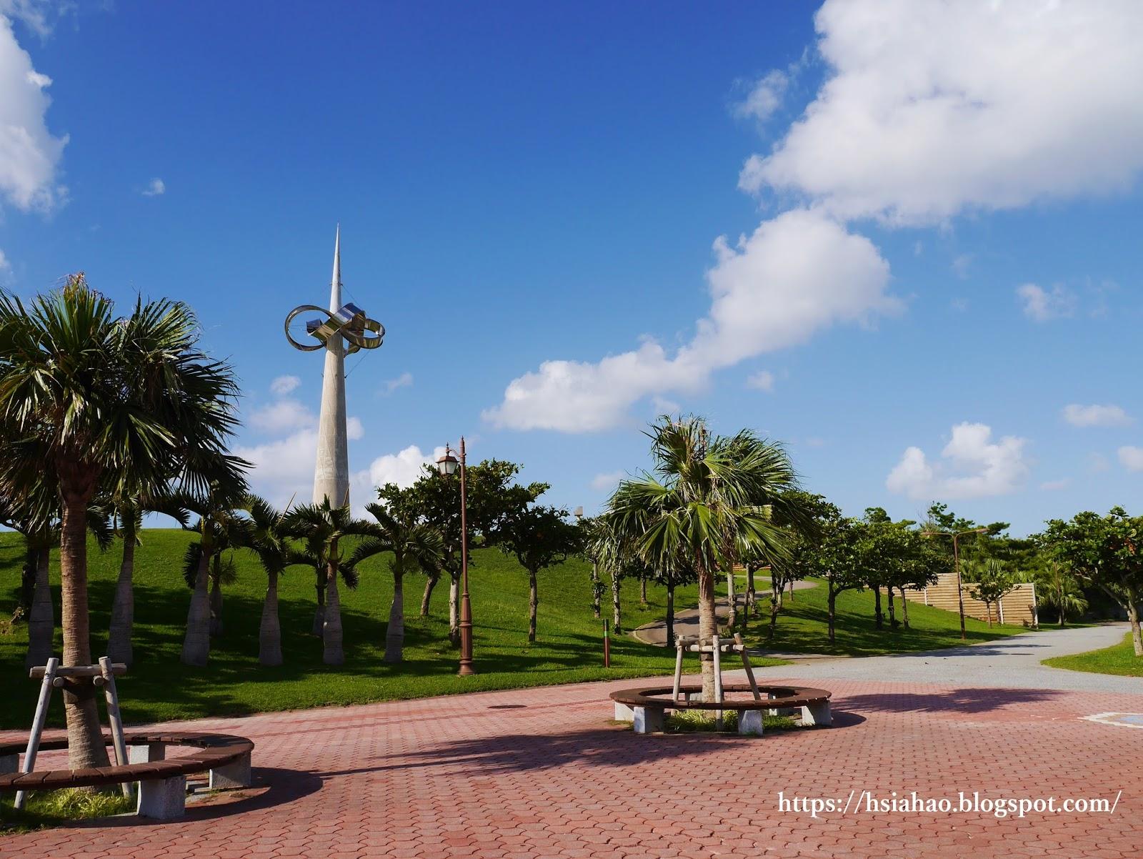 沖繩-景點-推薦-宜野灣海濱公園-自由行-旅遊-Okinawa-Ginowan-Park
