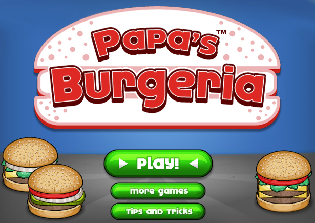 Download Game : Game Papa's Bugeria
