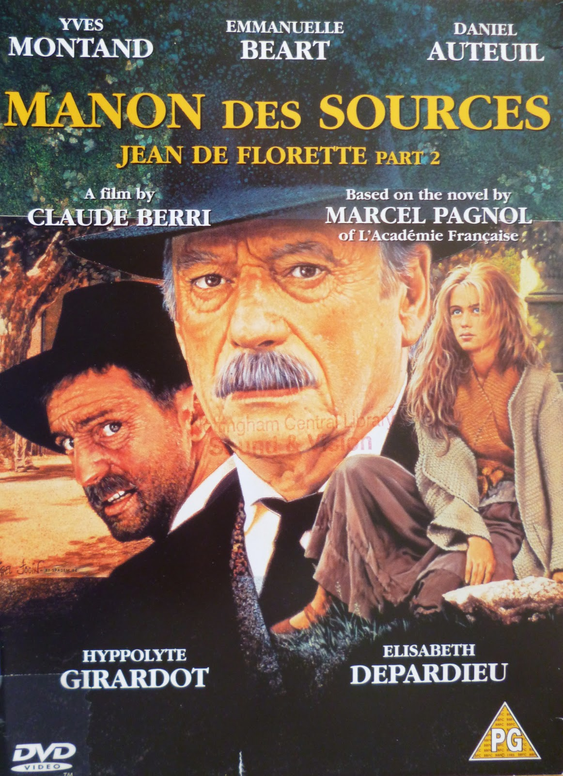 manon des sources essay Manon des sources-berri to find out more about this title and to purchase by paypal/card please follow this link to my new dolanguages site which combines french, german and spanish resources in one place.