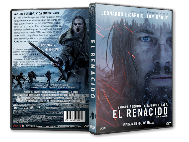 El renacido the revenant 2016 720p dvdrip latino for Habitacion pelicula 2015