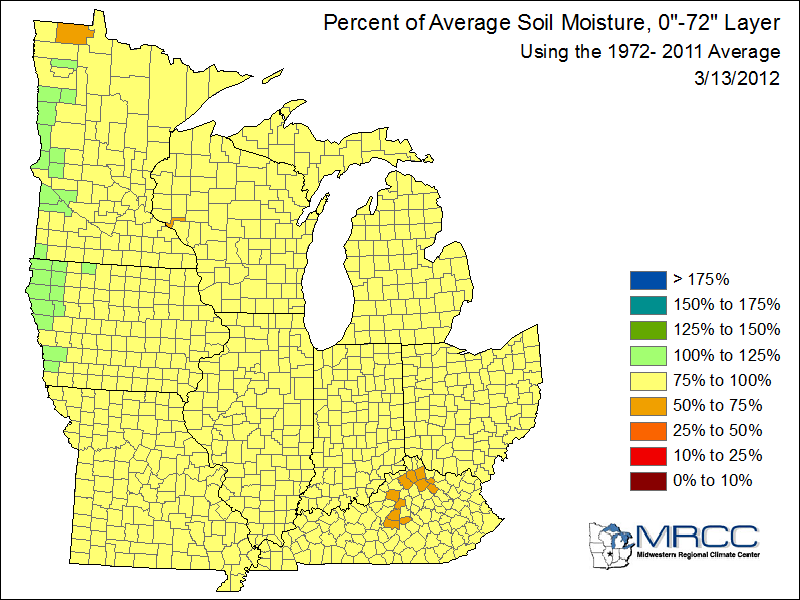 Tim burr 39 s weather blog soil moisture maps and the latest for Soil temperature map