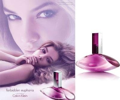 Perfume para mujer Forbidden Euphoria de Calvin Klein