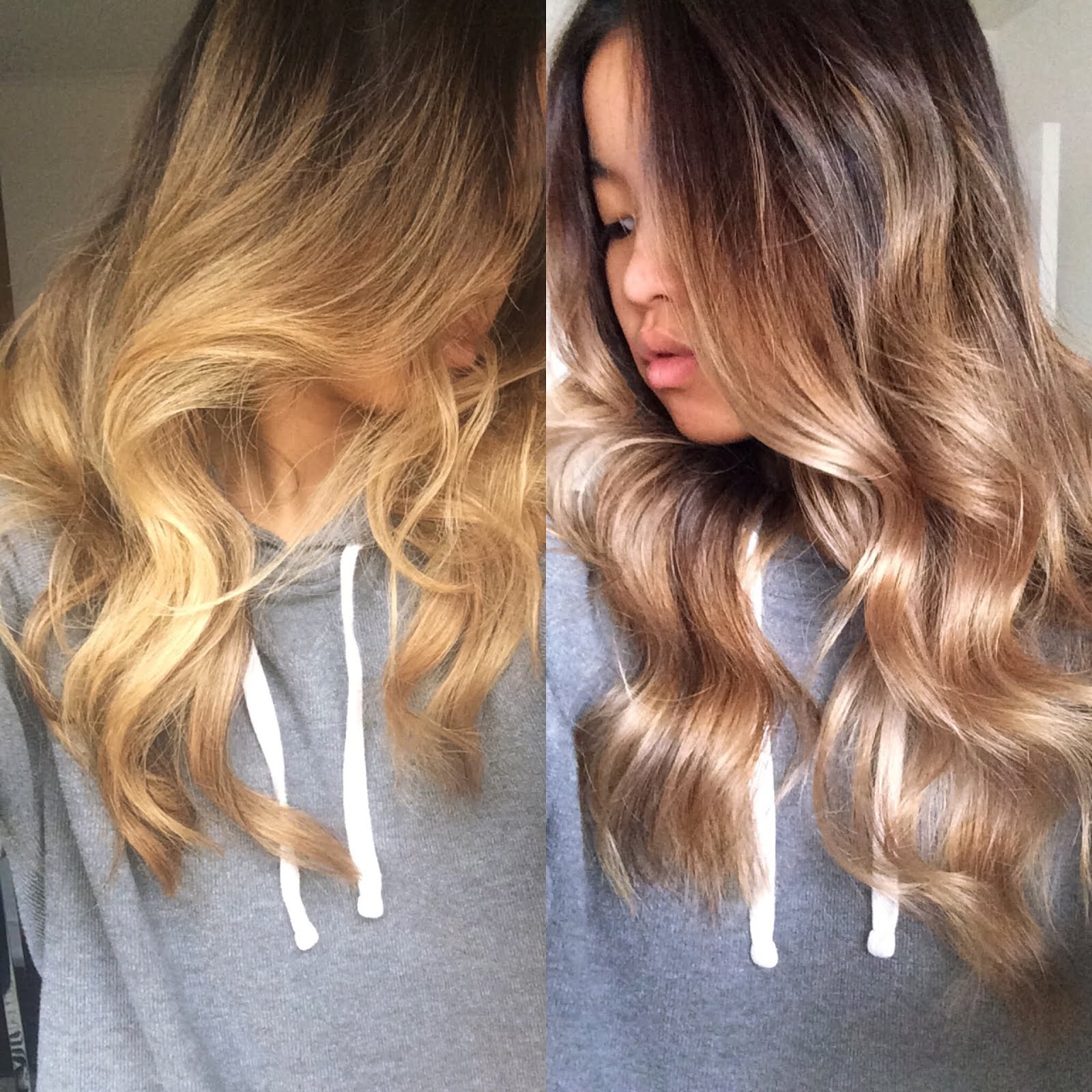 I Toned My Hair At Home Brassy Yellow To Ashy Blonde