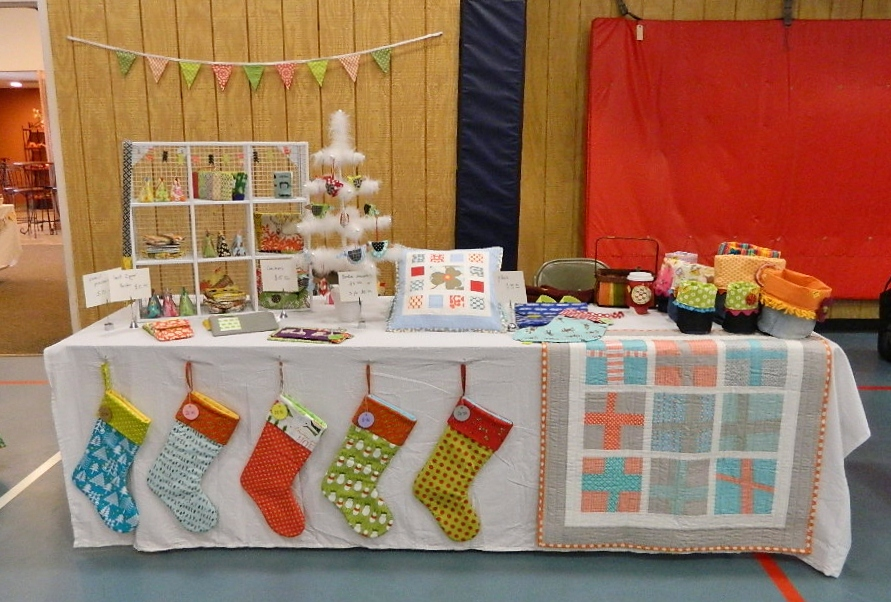 Christmas Craft Show Ideas Part - 44: Craft Fair {recap}