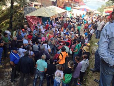 Fotografia da Festa de S. João d'Arga