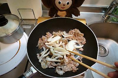 味噌のゴーヤチャンプルーの作り方(4)