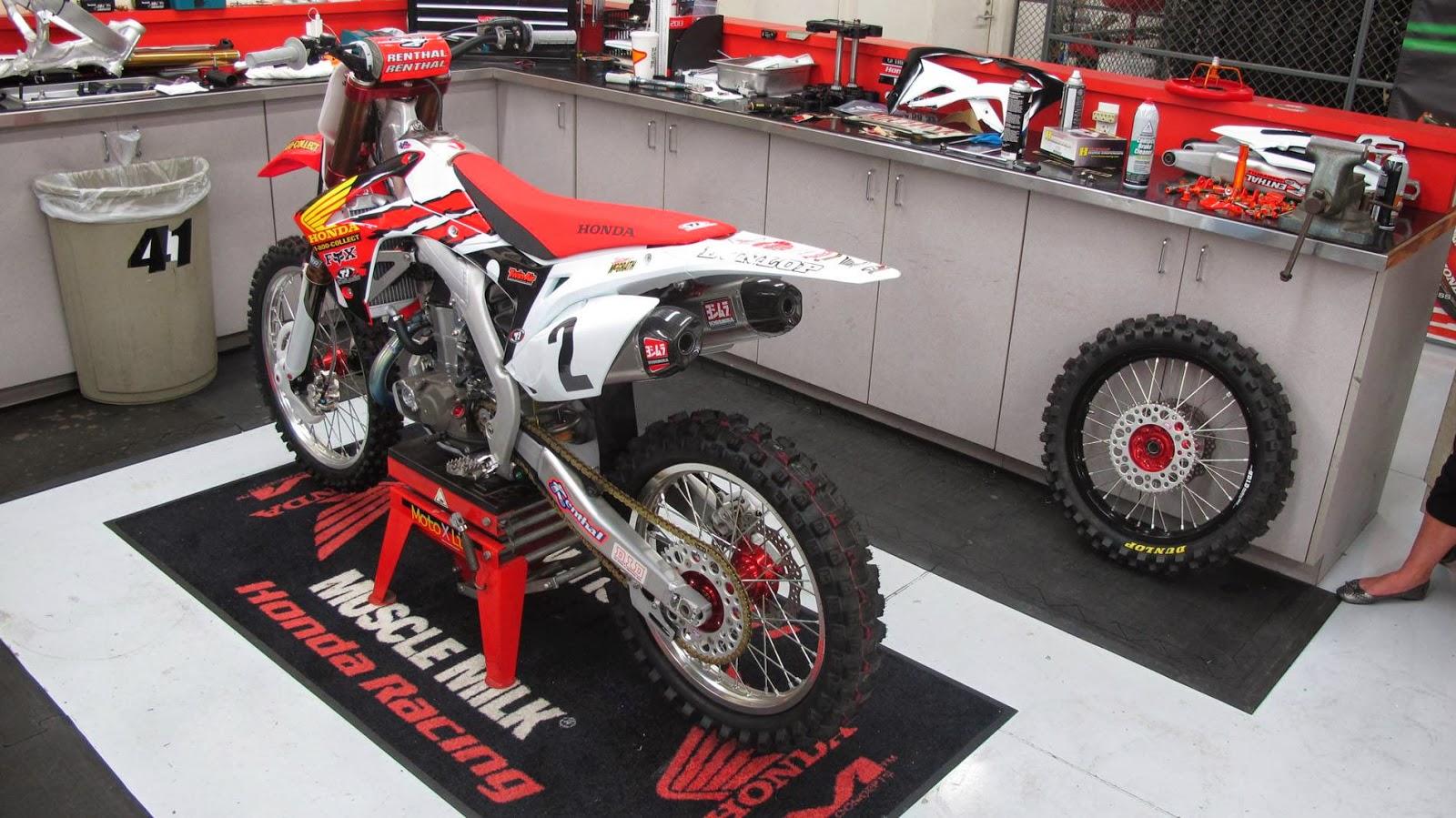 Foto Facebook Honda Motorcycles ATVs