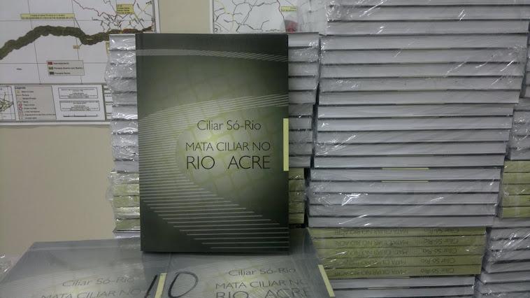 Livro Ciliar Só Rio Acre
