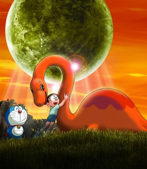 Chú Khủng Long Của Nobita - Nobitas Dinosaur ...