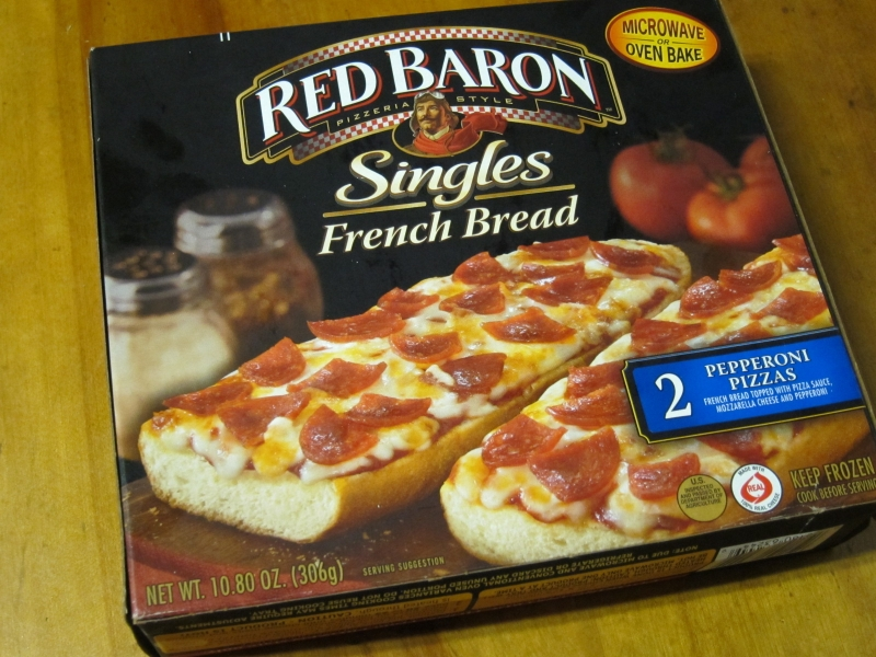 frozen pizza red baron