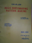 Step-By-Step Basic Dressmaking Pattern-Making