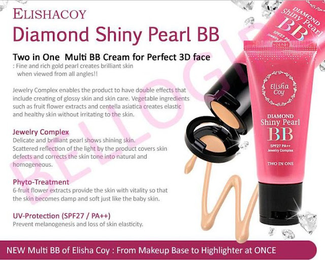 Elishacoy Korean organic skincare & BB creams   #1 bestselling in Japan!