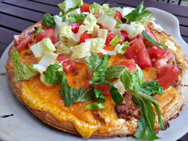#McCormickTacoNight @hinessightblog Taco Pizza