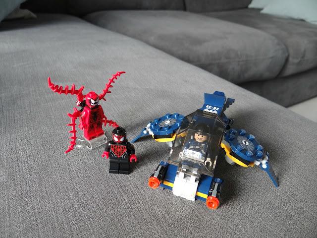 LEGO Marvel Super Heroes, Marvel Cinametic Universe, Spider-Man