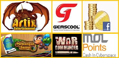 Cara Mendapatkan Cash Game Online Gratis
