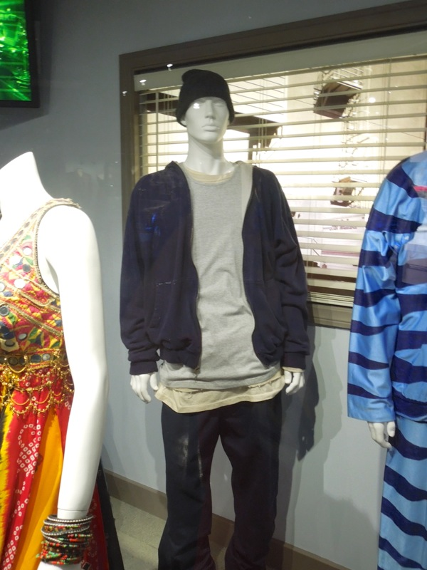 Hollywood Movie Costumes and Props: Eminem 8 Mile movie