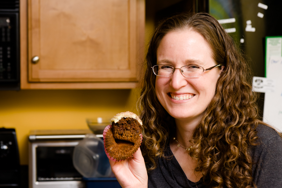 Chocolate Coconut Rum Cupcakes and an Announcement | Cupcake Project