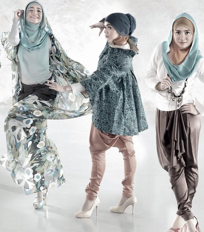 Fashion Fashion Muslimah