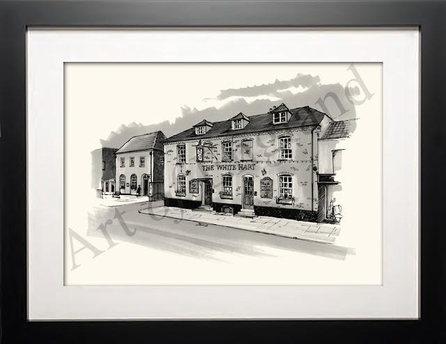 Billericay High Street Essex
