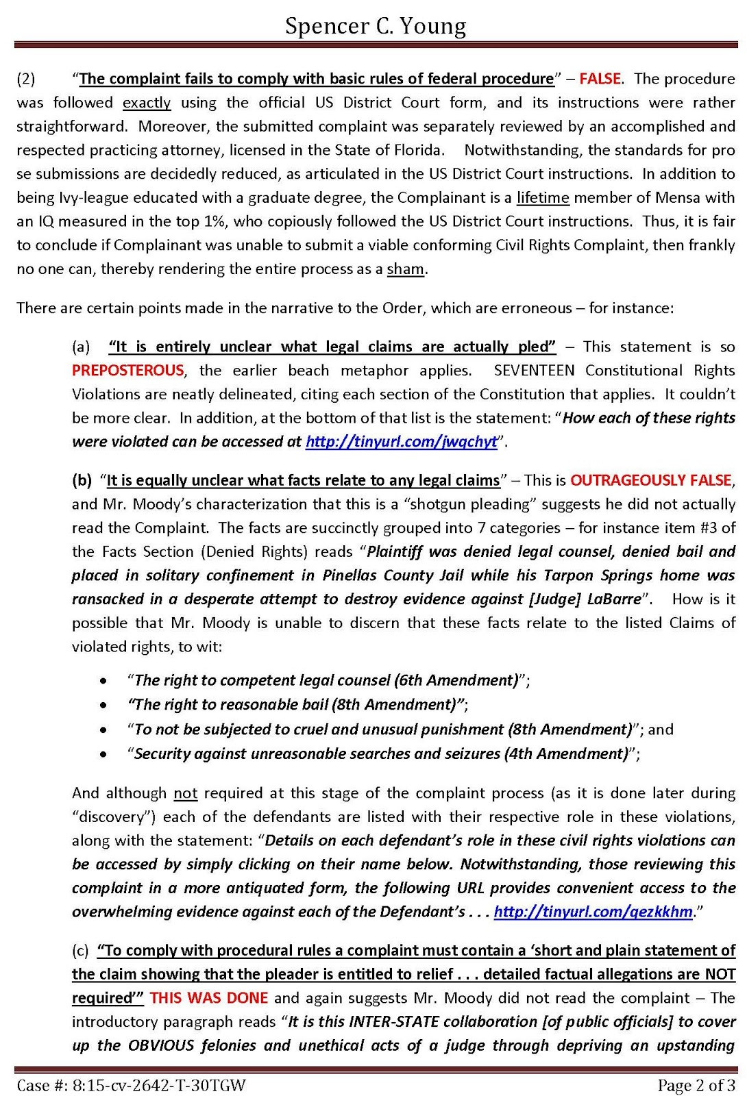 MorganStanleyGate – Resubmission Cover Letter