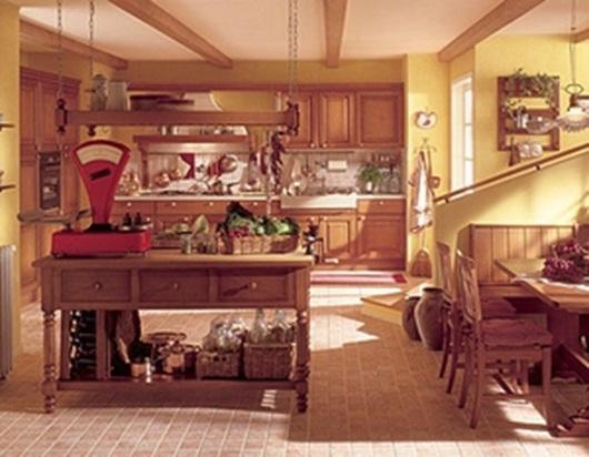 Decora y disena cocinas estilo r stico fotos - Cocinas estilo rustico ...